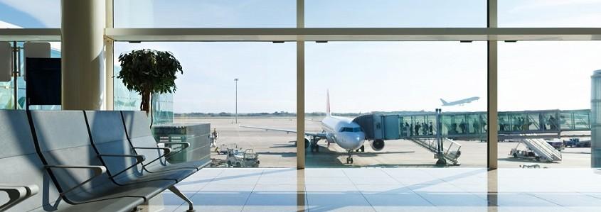 Šiuose oro uostuose skrydžio laukimas neprailgs