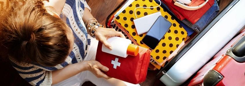 Sveikatos patarimai keliaujantiems: tarp išbandymų ne tik virusai