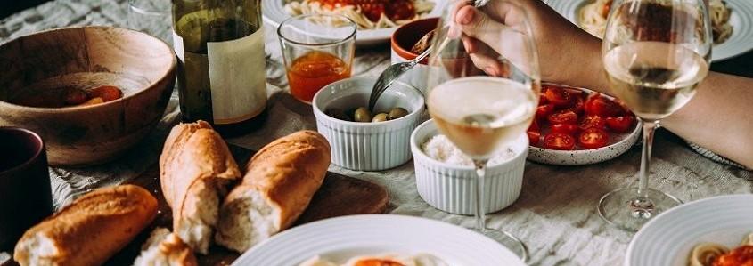 Italija: trys receptai, kuriuos lengvai pasigaminsite namuose