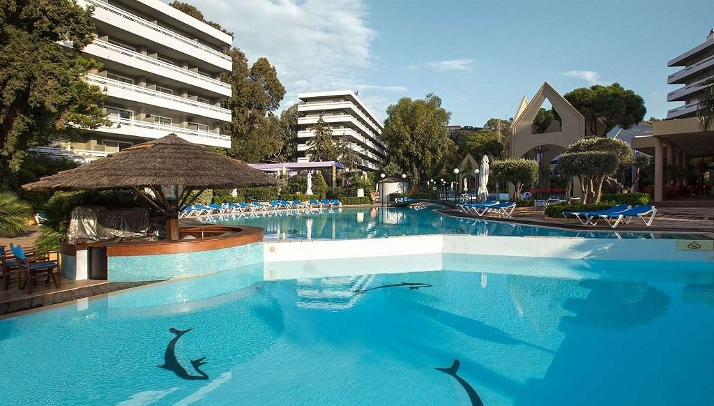 """Graikija, Rodas: savaitė """"Dionysos Hotel Rhodes"""" 4* viešbutyje su pusryčiais"""
