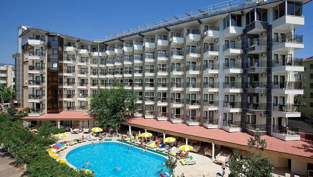 """Atostogos Alanijoje 4* """"Monte Carlo Hotel"""" viešbutyje su viskas įskaičiuota"""