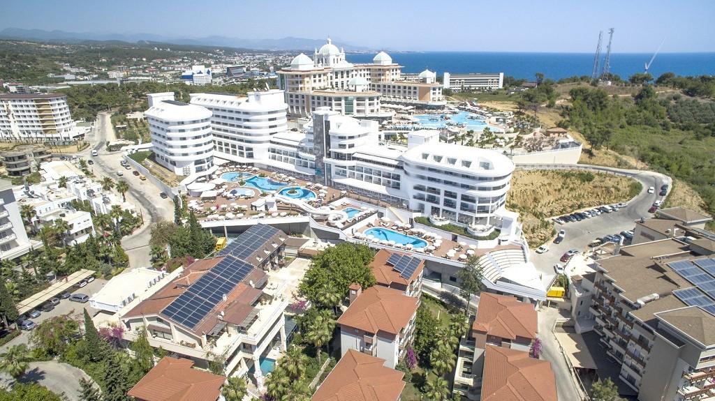 Savaitė Turkijoje 5★ Laguna Beach Alya Resort & Spa viešbutyje su viskas įskaičiuota tik 364€