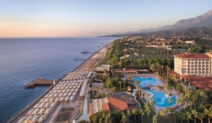 Kokybiškas poilsis šeimoms 5★ Akka Alinda viešbutyje Turkijoje su ultra viskas įskaičiuota už759€