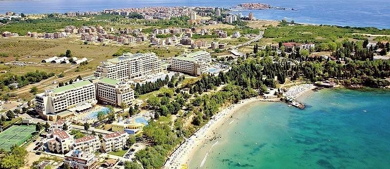 Savaitė atostogų Saulėtame Krante kartu su vaikais: 4★ Sol Nessebar Bay & Mare viešbutis su VISKAS ĮSKAIČIUOTA tik nuo 427€