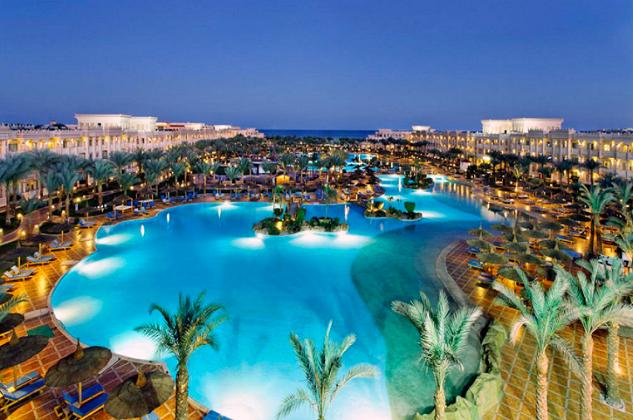 Karštos atostogos Egipte: 5★ Albatros Palace Resort viešbutis Hurgadoje su viskas įskaičiuota tik 669€