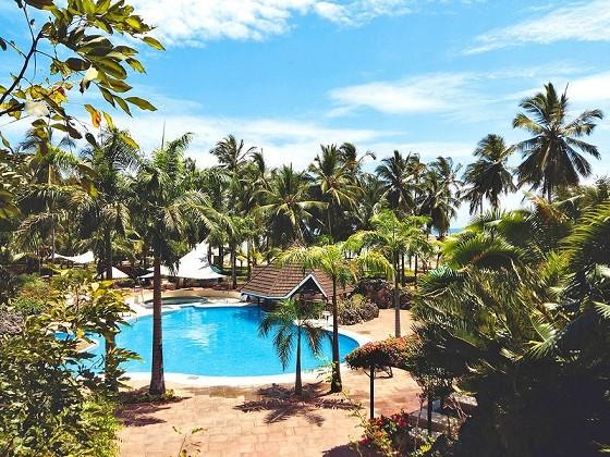 7 n. Kenijoje 4★ Diani Reef Beach Resort & SPA viešbutyje su pusryčiais ir vakariene tik 855€