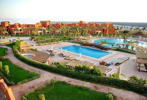 Paskutinė minutė: 5★ Sharm Grand Plaza Resort viešbutis Šarm el Šeiche su VISKAS ĮSKAIČIUOTA už 505€