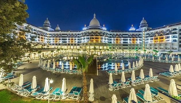 Nerūpestingos atostogos Turkijoje: savaitė 5★ Diamond Premium Hotel & Spa viešbutyje Sidėje su ultra viskas įskaičiuota vos už 581€