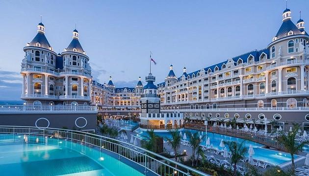 Pasakiškos 7 naktų atostogos Turkijoje 5★ Haydarpasha Palace viešbutyje su ultra viskas įskaičiuota vos 475€
