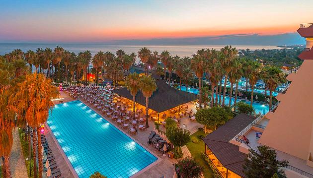 Atostogos ant jūros kranto Turkijoje 5★ Meryan viešbutyje su ultra viskas įskaičiuota vos 479€