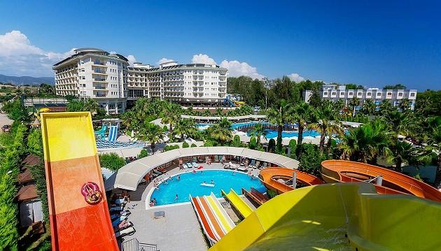 Atostogos 5★ Mukarnas Spa Resort viešbutyje su ultra viskas įskaičiuota vos 485€