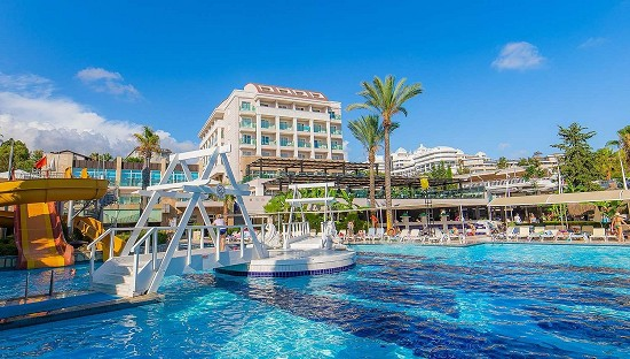 Smagios vasaros atostogos Turkijoje 5★ Sealife Buket Resort & Beach viešbutyje su viskas įskaičiuota tik 595€