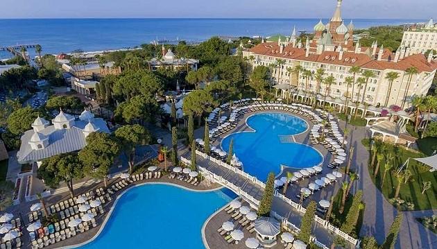 Kokybiškas poilsis Turkijoje: 5★ Swandor Topkapi Palace viešbutis su ultra VISKAS ĮSKAIČIUOTA tik nuo 574€