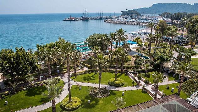 Pavasario atostogos Turkijoje 4★ L'ancora Beach viešbutyje Kemere su viskas įskaičiuota tik 389€