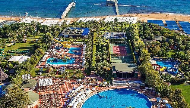 2022 m. vasaros atostogos Turkijoje: savaitė 5★ Hotel Turan Prince viešbutyje su viskas įskaičiuota tik už 537€