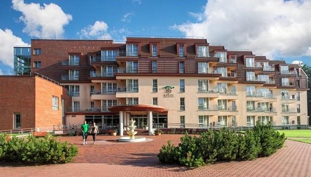 Trumpos atostogos Birštono kurorte: 2 nakvynės 4★ viešbutyje Royal SPA Residence su pusryčiais už 59€