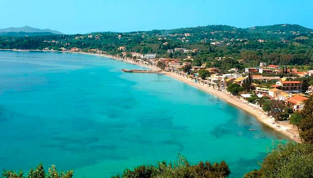 Savaitės atostogos Korfu saloje: 3★ viešbutyje Ipsos Beach su pusryčiais tik 445€