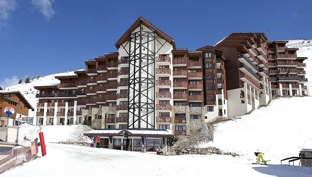 Slidinėjimas Prancūzijoje: 4★ Residence Les Nereides už 935€