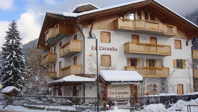 Savaitės slidinėjimo atostogos Italijoje: 3★ La Locanda Hotel & Residence su pusryčiais tik 565€