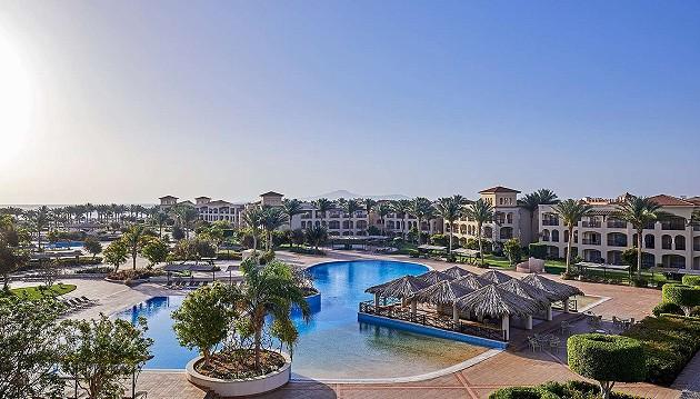 Paskutinė minutė Egipte: savaitė 5★ Jaz Mirabel Beach Resort viešbutyje Šarm el Šeiche su VISKAS ĮSKAIČIUOTA tik 759€